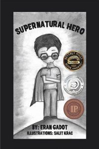 Featured Book: Supernatural Hero by Eran Gadot