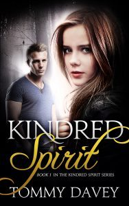 Featured Book: Kindred Spirit by Tommy Davey